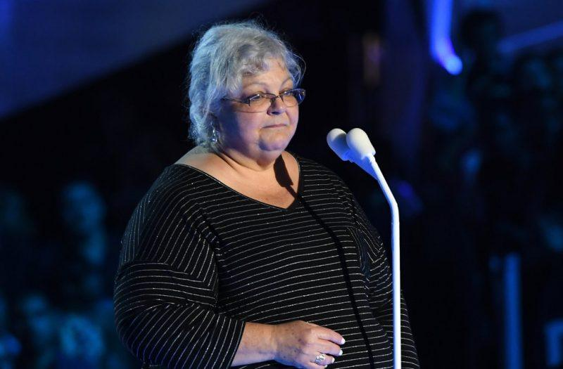 heather heyer mom susan bro at mtv vmas