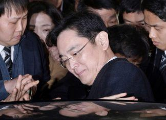 how will Lee Jae-yong arrest affect samsung 2017 image