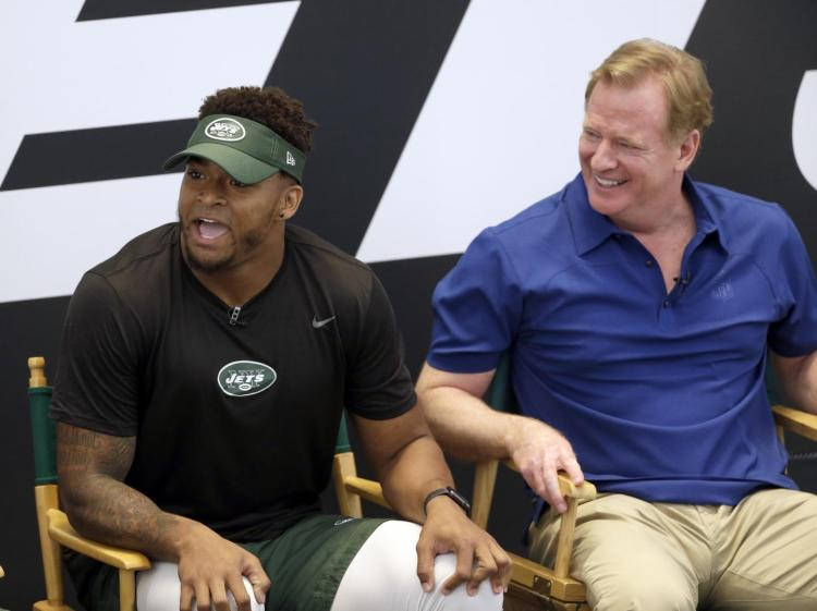 jets jamal adams clarifies his dying for football statement 2017 images