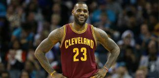 lebron james retirment talk hits again for cavaliers 2017 images
