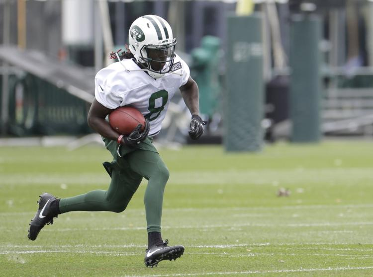 lucky whitehead broken foot hurts ny jets