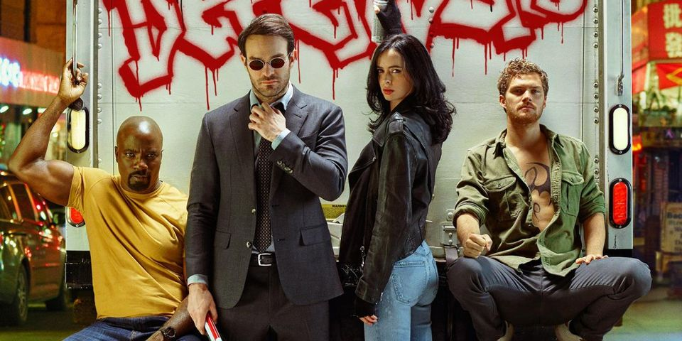 marvels the defenders not great but worth checking out 2017 images