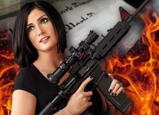 nra comes hard for elites with clenched fist of truth 2017 images