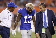 odell beckham jrs nfl week 1 might be off field 2017 images