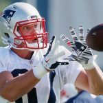 patriots rob gronkowski fantasy football quarterback picks