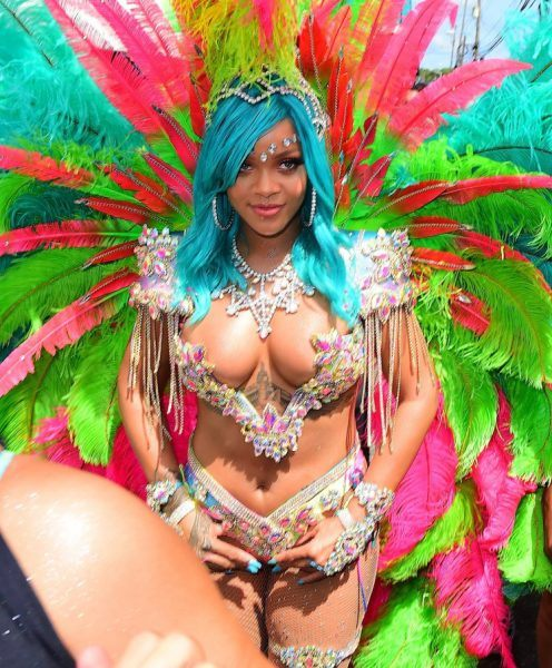 rihanna crop photoshop fail for carnival costume