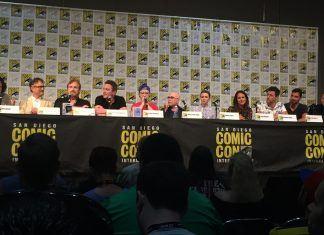the tick comic con panel 2017