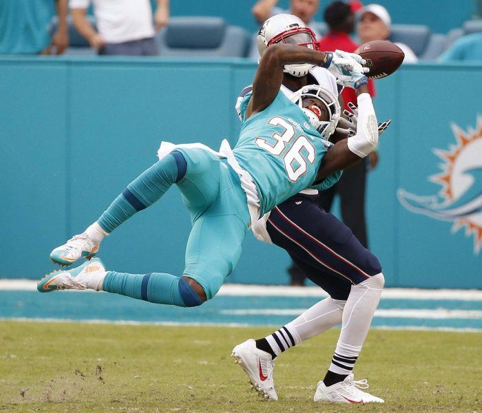 tony lippett injured with miami dolphins