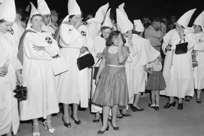 black women calling out to white women to stop racism lynching