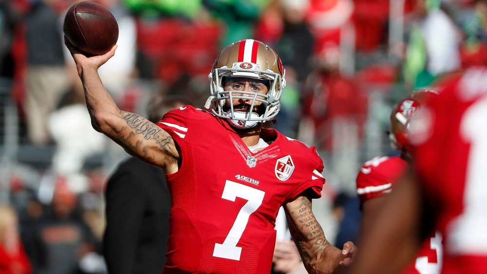 will baltimore ravens take the colin kaepernick plunge 2017 images