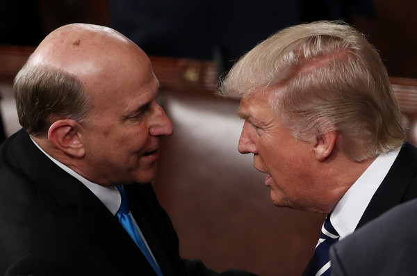 Louie Gohmert told donald trump presidential powers in office