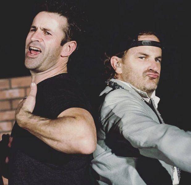 adam fergus dancing with spn family richard speight