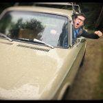 adam fergus driving car movie tv tech geeks interview