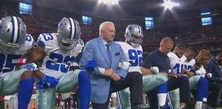 donald trump sucks air out of nfl but unites teams 2017 images