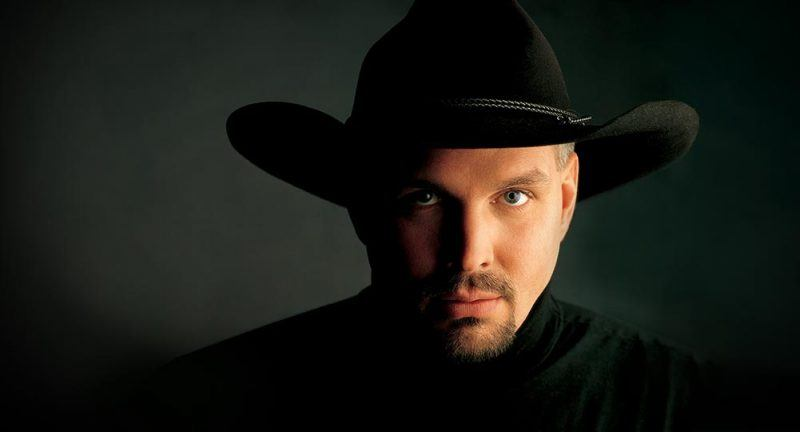 garth brooks has five book coming out