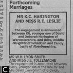 kit harington marriage announcement