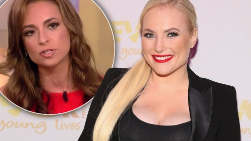 meghan mccain on view now