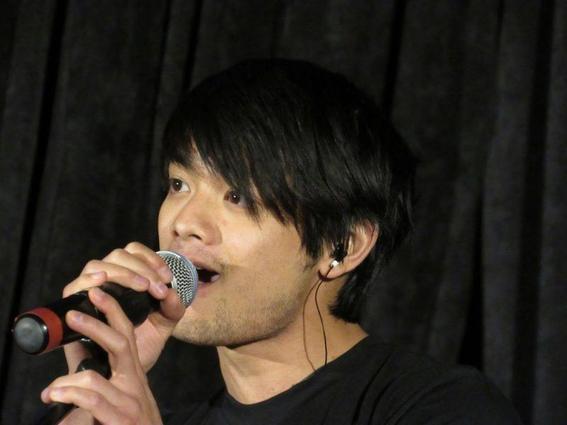 osric chi dirk gently movie tv tech geeks interview singing