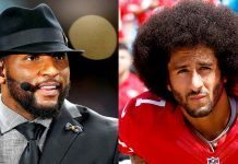 ray lewis comments on colin kaepernick met with nfl silence 2017 images