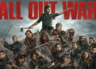 the walking dead at 100 episodes now what 2017 images