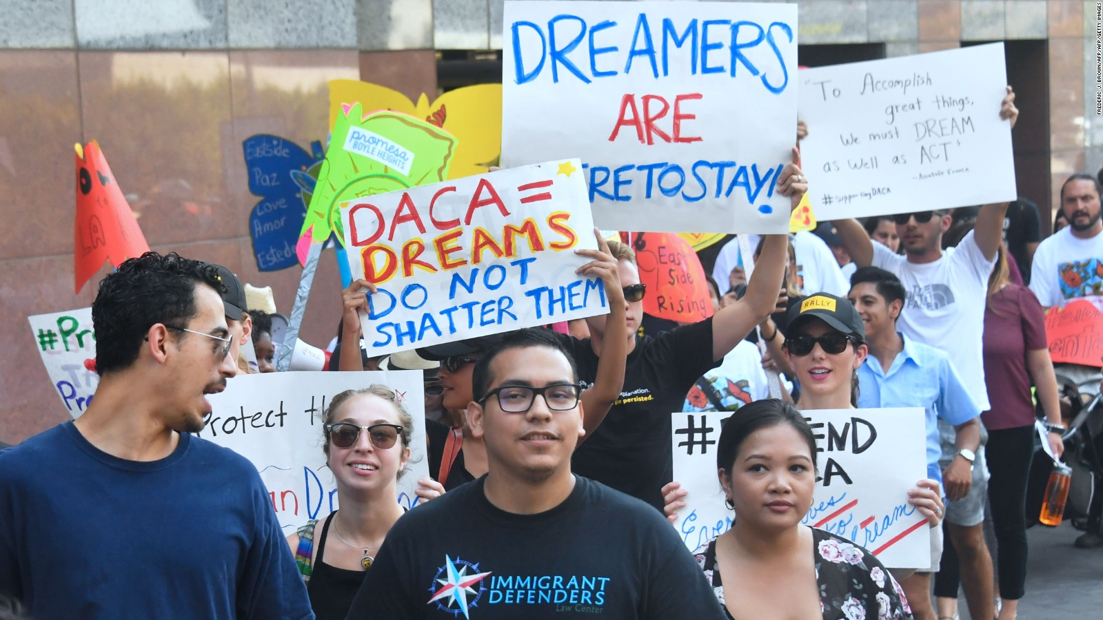 UC System Sues Trump Administration Over DACA