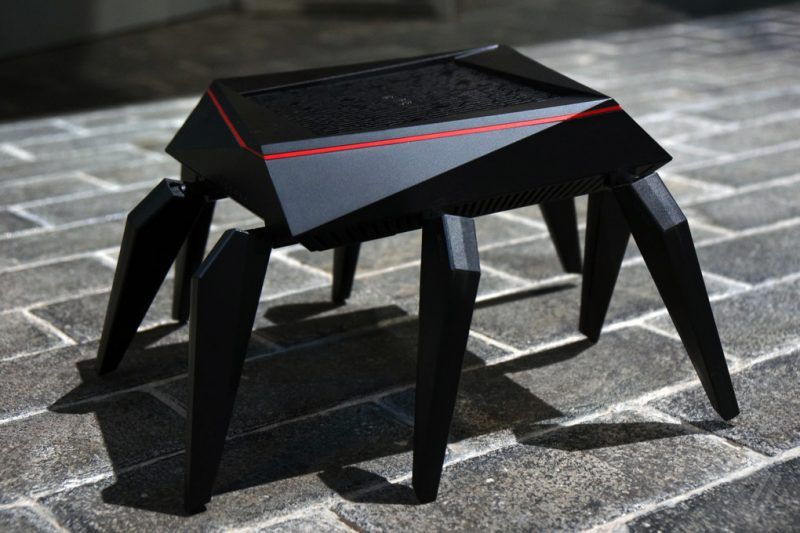 wireless router spider