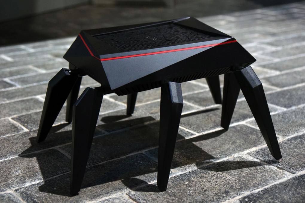 wireless router spider