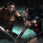 wonder woman fights aquaman in dc flashpoint