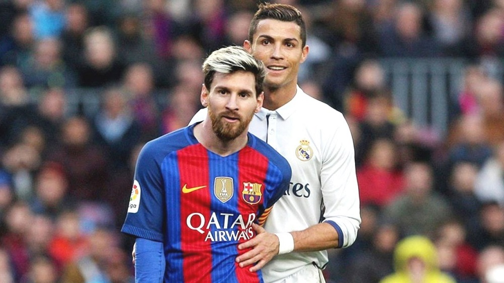 Jimmy McGrory soccer tops christiano ronald lionel messi goals
