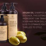 Baebody Moroccan Argan Oil Shampoo holiday gift guide ideas