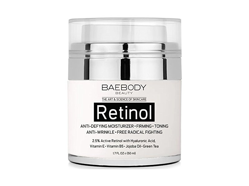 Baebody Retinol Moisturizer Cream for Face and Eye Area holiday gift guide ideas