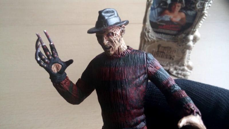 Freddie Krueger (Nightmare on Elm Street) NECA Movie Maniacs figure hot holiday horror gifts