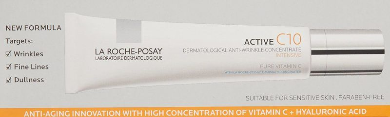 La Roche-Posay Active C10 Dermatological Anti-Wrinkle Concentrate holiday gift guides