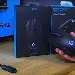 Logitech G403 Prodigy Computer Mouse gaming geek gift guide