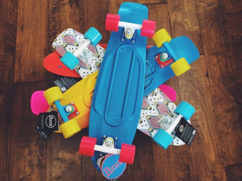 penny classic complete skateboard holiday gift guide 2017