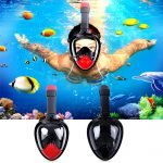 TOMSHOO Snorkel Mask with Action Camera mount holiday gift guides