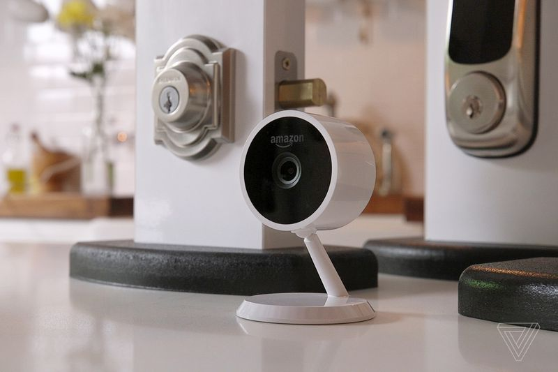 amazon cloud cam for key delivery
