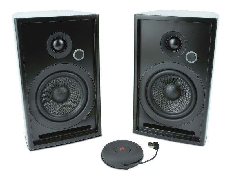 aperion allaire computer desktop speakers images