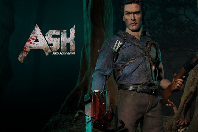 ash evil dead hot holiday gift collectibles 2017
