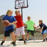 basketball lifetime net court holiday gift guide ideas