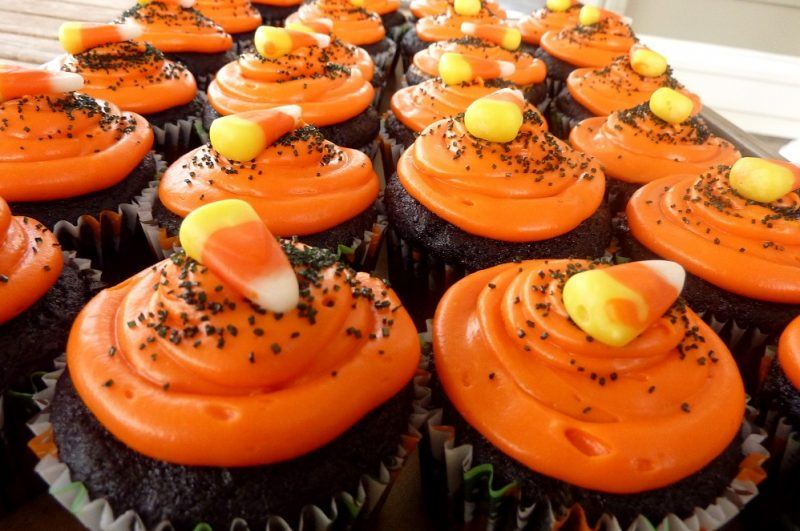 black velvet whole food halloween cupcake recipes