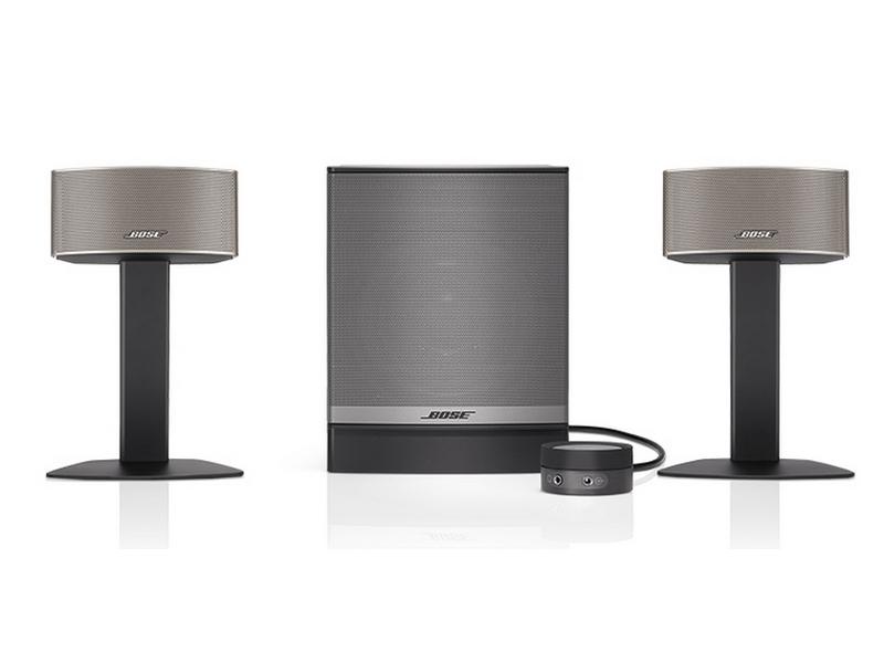 bose companion 5 multimedia speakers computer desktops