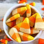 candy corn cookies recipe look