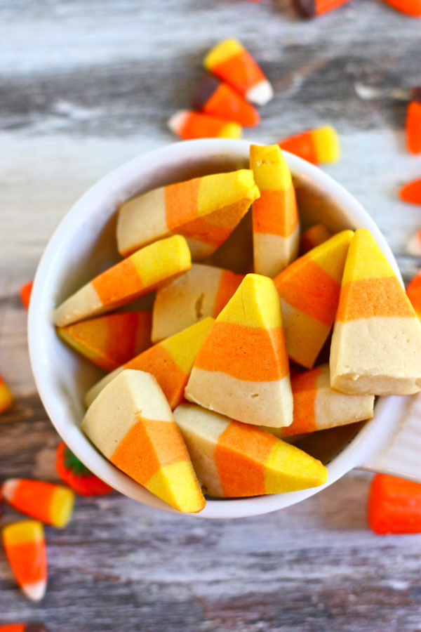 replace candy corn with food candy corn cookies 2017
