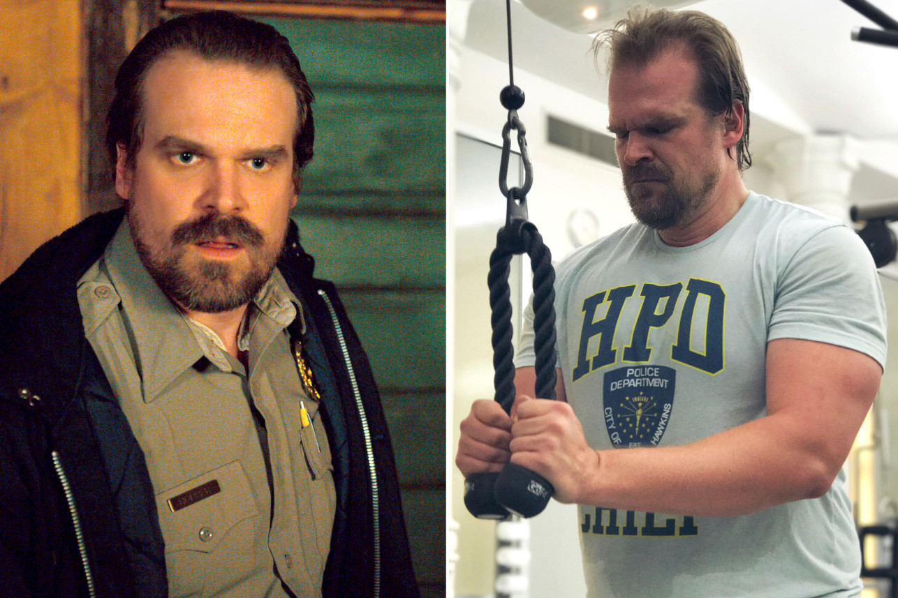 David Harbour Talks Stranger Things And Becoming A Fan Favorite