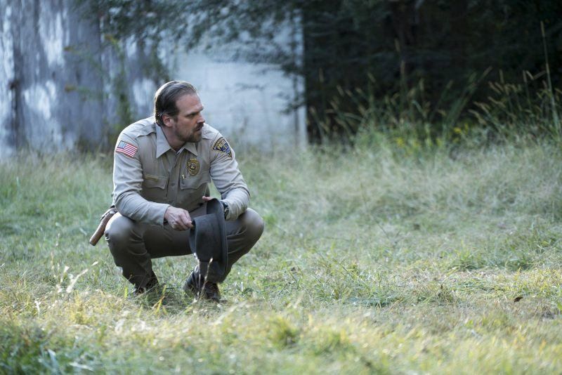 david harbour stranger things season 2 interview mttg
