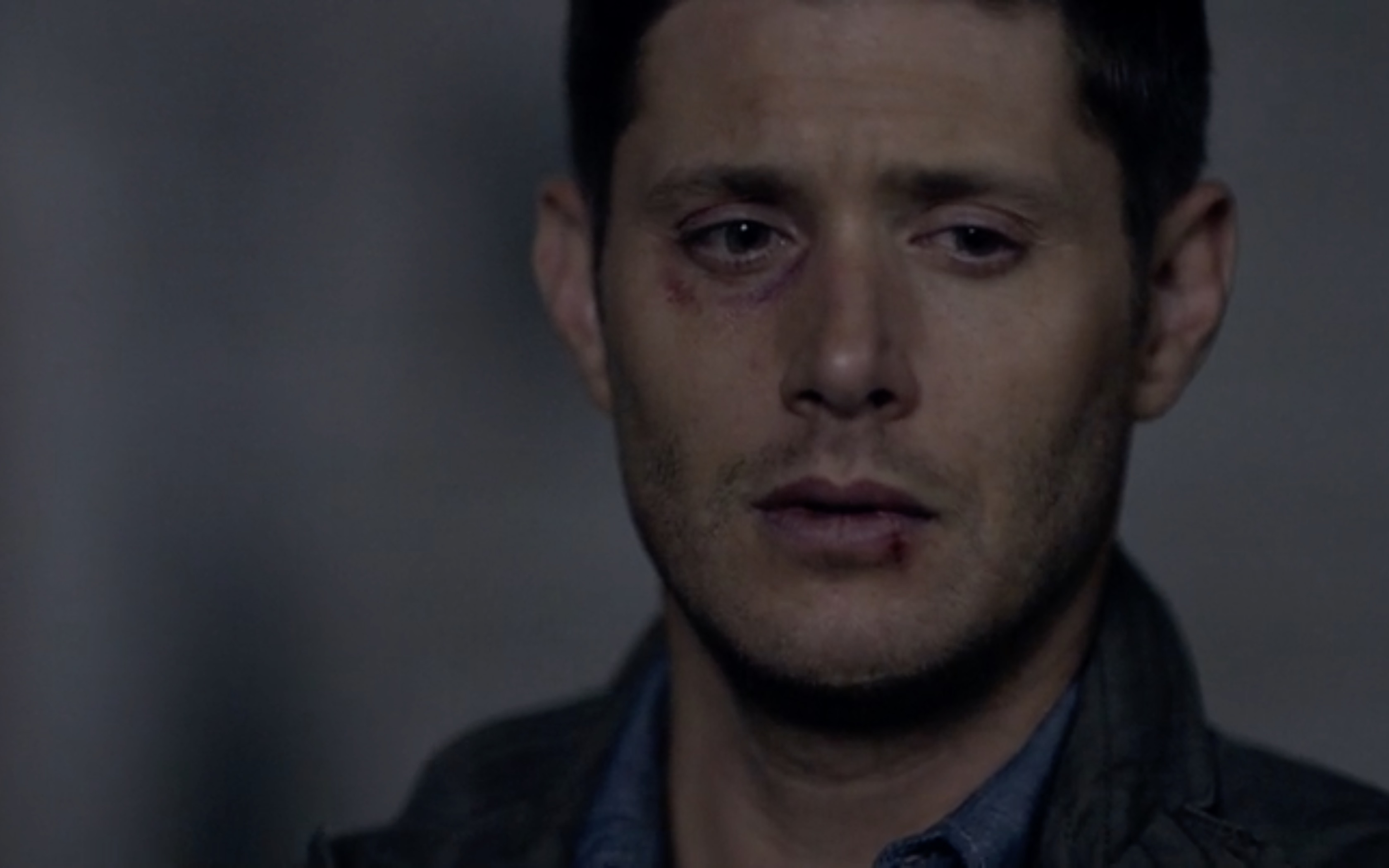 supernatural dean driving baby 1301 for castiel