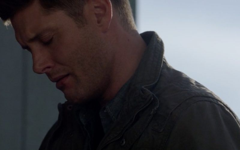 dean winchester emmy cry for supernatural premiere