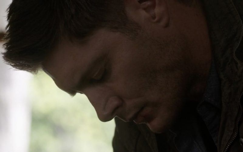 dean winchester going down on castiel sadness supernatural