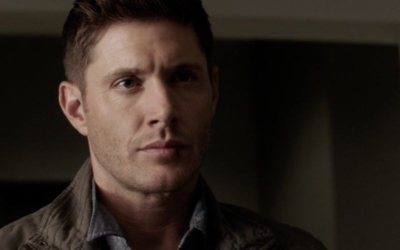 dean winchester ready for an angel beatdown on supernatural